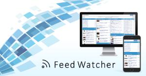 Feed Watcher - 個人ポータルサイト構築サービス
